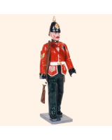 0086 2 Toy Soldier Sergeant marching Kit