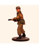 AC80 09 Trooper 21st S.A.S. Artists Rifles 1957 Painted