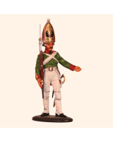 Del Prado 015 Grenadier Russian Preobrajensky Lifeguard 1799 Painted