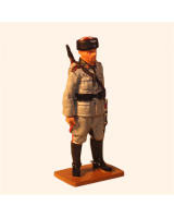 Del Prado 033 Trooper Kuban Cossack Russia 1943 Painted