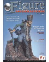 Figure International Magazine 2003 April No 5 MIG's Celtic Cheif Bust