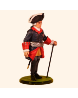 JW80 19 King Frederick The Great of Prussia Seven Years War 1756-1762 Painted