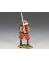 MK089 Sergeant-at-Arms with double Handed Sword King and Country