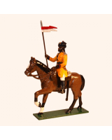M203 Toy Soldiers Set Trooper Skinners Horse 1901 Painted