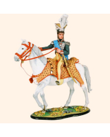 M80 02 Murat King of Naples 1808 Uniforms of the Royal Guard Chevaulegers of Naples Kit