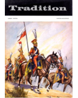 No 13 Tradition Magazine The 17th Lancers in 1839 - Reproduced
