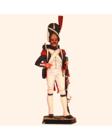 RC110 01 French Grenadier Imperial Garde 1812 Painted