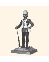RC120 10 Private The South Wales Borderers Zulu War 1879 Painted