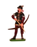 RHL001 Robin Hood Painted