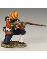 SOE05 Ludhiana Sikhs Regiment Kneeling Firing Rifle King and Country