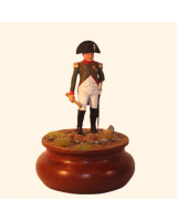 ToL 019 – Emperor Napoléon Bonaparte 15 August 1769 – 5 May 1821– Size 54mm Painted