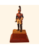 ToL 024 – Cuirassier General – Size 54mm Painted