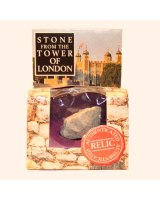 Stone from the Tower of London A Piece of History A Authenticated Relic