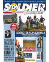 Toy Soldier and Model Figure Magazine Issue 101 Figure of the Month