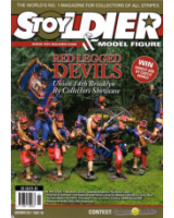 Toy Soldier and Model Figure Magazine Issue 186 Red Legged Devils