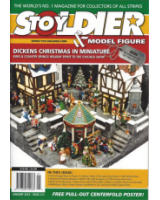 Toy Soldier and Model Figure Magazine Issue 212 Dickens Christmas in Miniature