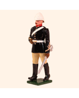 0096 1 Toy Soldier Officer British Royal Artillery Mountain Battery Kit
