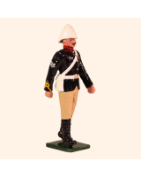 0096 2 Toy Soldier Sergeant British Royal Artillery Mountain Battery Kit