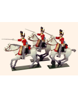 0727 Toy Soldiers Set The Royal Scots Greys Painted