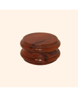 B-007 Wooden Base/ Plinth 4,0/ 3,8 Cm Diameter