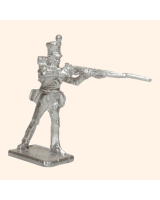 CFB10 Private standing firing 25mm Foot Kit