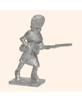 CFB17 Guardsman advancing 25mm Foot Kit