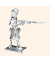 CFB18 Guardsman standing firing 25mm Foot Kit