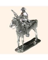 31 E 4 Trooper horse with all feet on ground Holger Eriksson 30mm HM Kit