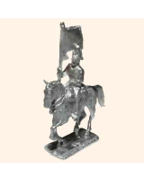 4 B Standard Bearer marching Holger Eriksson 30mm HM Kit