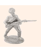 BL 2 Private in fur cap advancing  Foot CK 30mm Kit