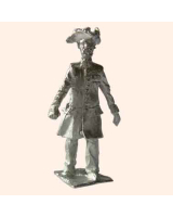 A 24 Chelsea Pensioner 30mm Willie Foot Kit