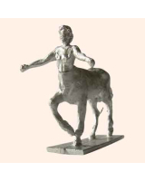 A 30b Centaurs male figure 30mm Willie Mounted Kit