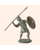 B 16 Roman Hastatus throwing Pilum 30mm Willie Foot Kit
