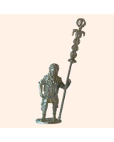 B 03 Roman Standard Bearer 30mm Willie Foot Kit