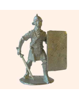 B 04 Roman Infantryman Lorica 30mm Willie Foot Kit