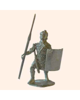 B 05 Roman Infantryman Chain Mail 30mm Willie Foot Kit