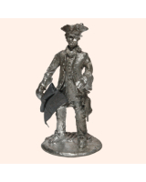 D 36 Engineer Officer 30mm Willie Foot Kit