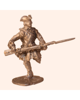 D 06c Private Infantryman Charging 30mm Willie Foot Kit