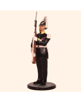 AL90 58 T.S. Guard Svea livgarde full dress Painted