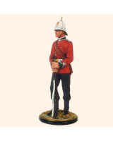 JW100 3 Sergeant 66th Princess Louises Canadian Fusiliers c.1900 Painted