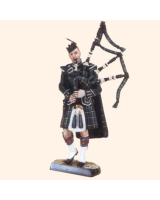 RC110 13 Piper The Gordon Highlanders 1910 Painted
