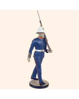 RC110 23 British Royal Marine 1914 First World War Kit