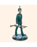 SQN54 038 Rifleman Kings Royal Rifle Corps Painted