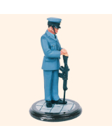 SQN54 058 Airman Queens Colour Squadron Painted