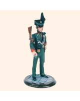 SQN54 070 Sergeant 60th Rifles Painted