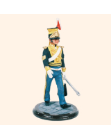 SQN54 074 Sergeant 19th Lancers Painted