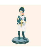 SQN54 094 Sergeant 10th Light Dragoons Painted