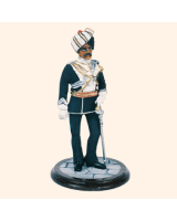 SQN54 113 Officer Mysore State Force Painted