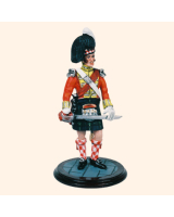 SQN54 164 Officer 92nd Highlanders Painted