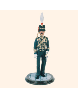SQN54 194 Officer South Nottingham Hussars Yeomanry Painted